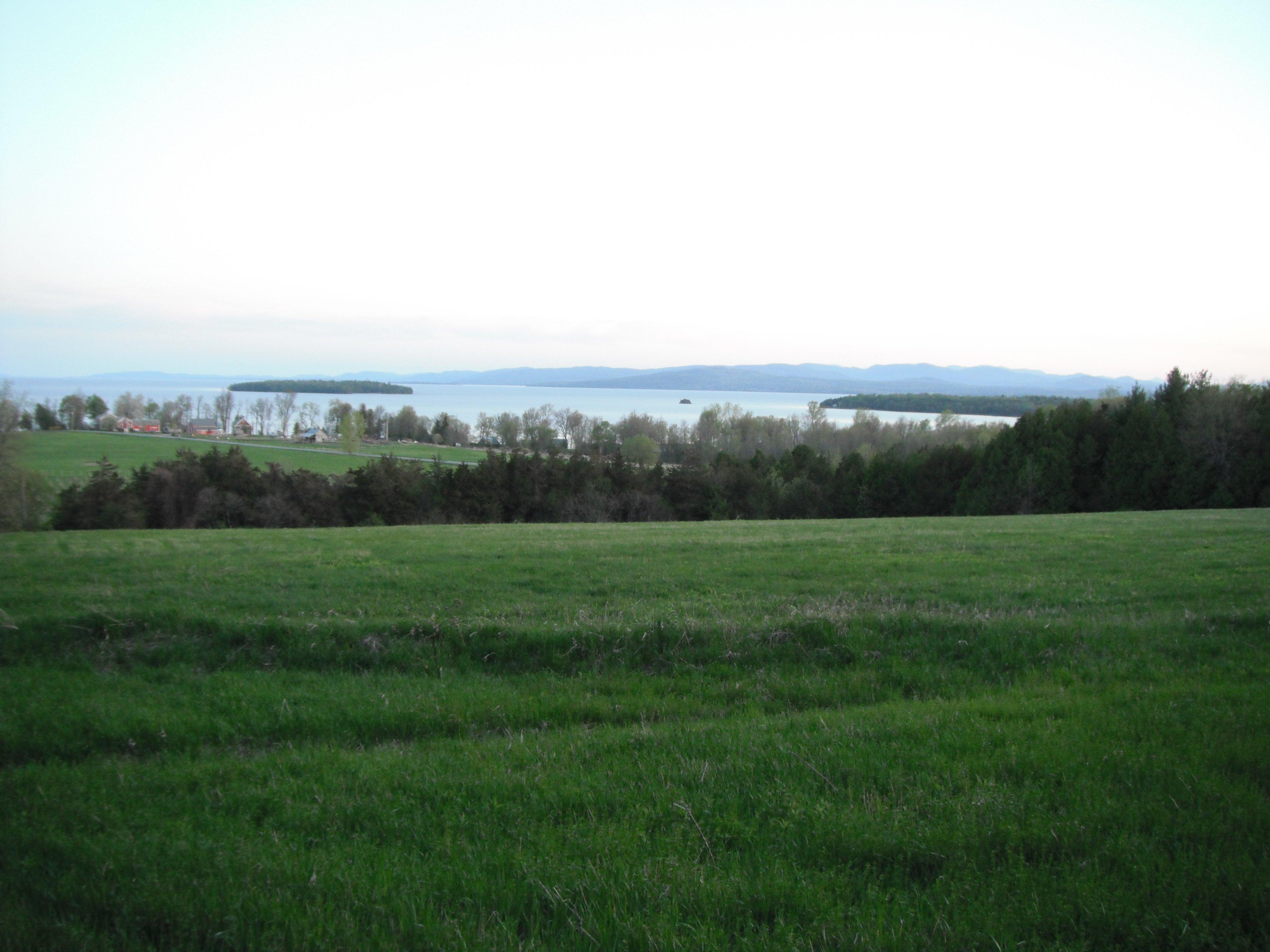 Lake Champlain Islands Fox Hill